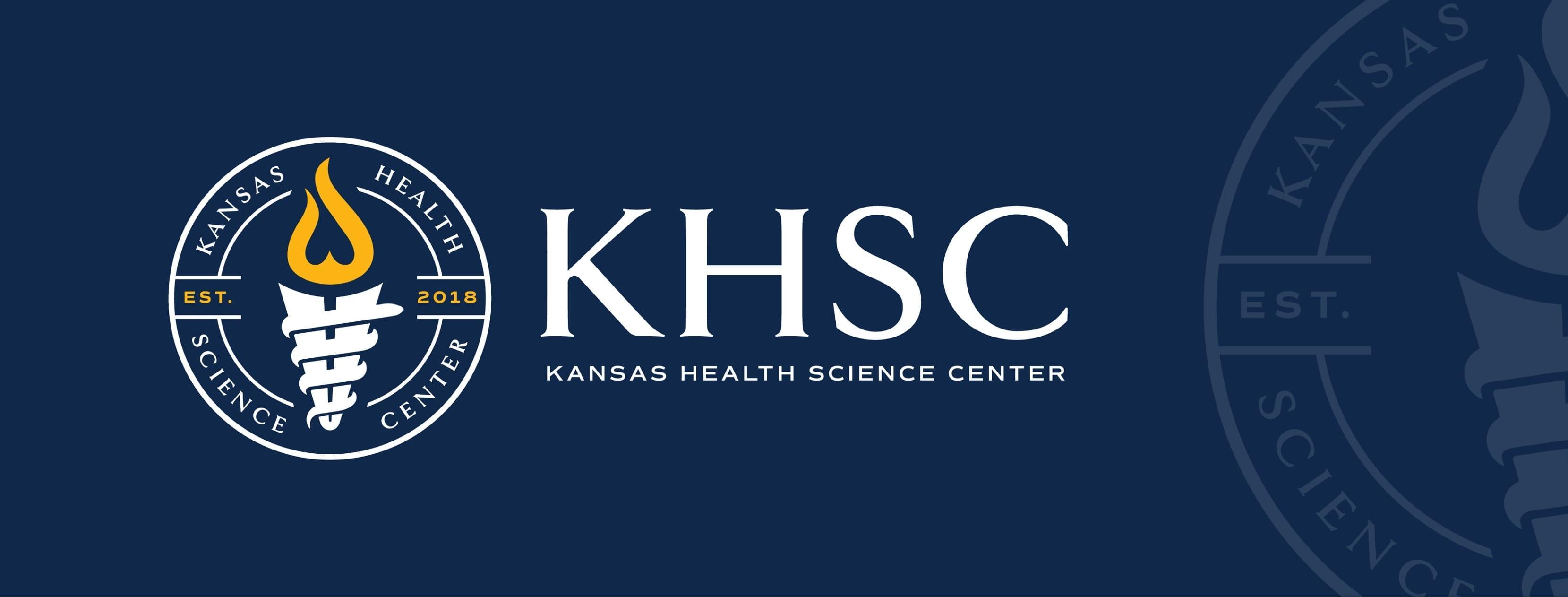 KHSC logo lockup