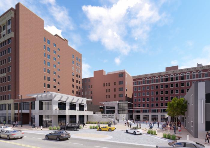 KHSC architectural renderings